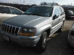 Lot: 09-880029 - 2000 JEEP GRAND CHEROKEE SUV