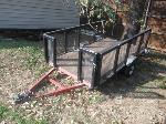 Lot: 28-877385 - NORTHERN TOOL TRAILER