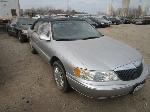 Lot: 02-682093  - 2002 Lincoln Continental