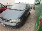 Lot: 11-825524  - 1997 Nissan Quest Van
