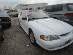 Lot: 23-140238  - 1997 Ford Mustang