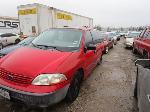 Lot: 26-B02306  - 2001 Ford Windstar Van
