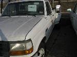 Lot: FM004 - 1994 FORD F-350 DRW SERVICE BODY TRUCK