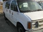 Lot: FM005 - 1998 CHEVY 3500 CARGO VAN