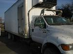 Lot: FM006 - 2003 FORD F-750 REFRIG. TRUCK