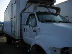 Lot: FM017 - 2003 FORD F-750 REFRIG. TRUCK