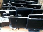 Lot: 418.AUSTIN - (18) Computer Monitors