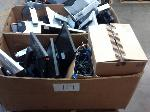Lot: 424.AUSTIN - Computer Monitors, Keyboards, Cables