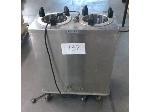 Lot: 432.AUSTIN - SpringPak Heated Dual Plate Stacker