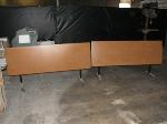 Lot: 03 - (2) Tables & (2) Desk