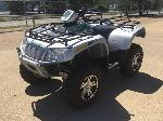 Lot: 398 - 2009 Arctic Cat Thundercat H2 ATV