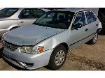 Lot: 79930 - 2001 Toyota Corolla