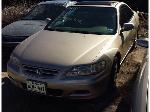 Lot: 80001 - 2002 Honda Accord
