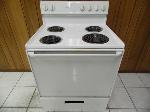 Lot: A5341 - Working Whirlpool Range Oven