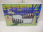 Lot: A5368 - Factory Sealed Marble Chess Set