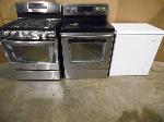 Lot: A5375 - Like-New Freight Damaged Home Appliances