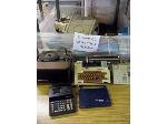 Lot: 449 - RECORDERS, TYPEWRITERS, PHONES, OFFICE EQUIPMENT