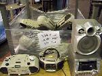 Lot: 450 - RADIOS AND RECORDERS