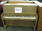 Lot: 5022 - (4) PIANOS