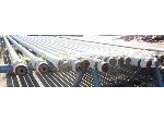 Lot: 02-18186 - (17 approx) Scrap Drill Pipe