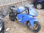 Lot: 37-1727680 - 2006 HONDA CBR MOTORCYCLE