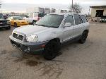 Lot: 06 - 2002 Hyundai Santa Fe SUV