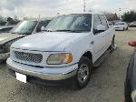 Lot: 0123-12 - 2001 FORD F150 PICKUP