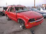 Lot: 256 - 2002 CHEVROLET BLAZER SUV - DEMOLISH