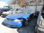Lot: 292 - 2000 FORD MUSTANG
