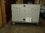 Lot: 17-166 - Laptop Charging Cart