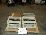 Lot: 17-169 - (3) Electronic Typewriters