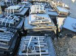 Lot: 13 - (APPROX 60) ROLLING MEDIA CARTS