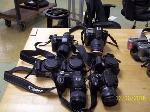 Lot: 50 - (7) Digital Cameras