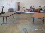 Lot: 81 - (6) Work Tables