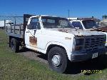 Lot: V-4 - 1983 Ford F250 Pickup