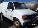 Lot: V-7 - 1991 Chevy Cargo Van