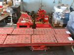 Lot: 451.AUSTIN - Wheel Alignment Assembly, Bench Grinder
