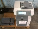Lot: 459.AUSTIN - HP Multi Function Printer & 3-Hole Punch