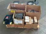 Lot: 460.AUSTIN - T1 Cards, AED, Temperature Charts, Keyboards, WiFi Transceivers