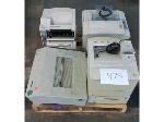 Lot: 479.AUSTIN - Binding Machine, Printers & Fax