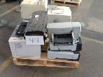 Lot: 481.AUSTIN - (4) HP Printers & Paper Trays