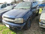 Lot: 0206-03 - 2002 CHEVROLET TRAILBLAZER SUV