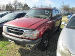 Lot: 0206-05 - 2000 FORD EXPLORER SUV