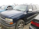 Lot: 406-211313 - 2002 CHEVROLET SUBURBAN SUV