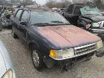 Lot: 414-219451 - 1990 FORD TEMPO