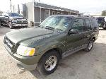 Lot: 18-95114 - 2002 FORD EXPLORER SPORT SUV