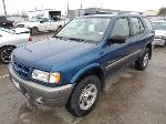 Lot: 25-97323 - 2000 ISUZU RODEO SUV