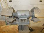 Lot: 27.RB - Miller Bench Grinder