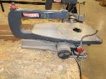 Lot: 43.RB - Craftsman Scroll Saw