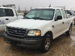 Lot: 109.ABILENE - 2002 FORD F150 TRUCK